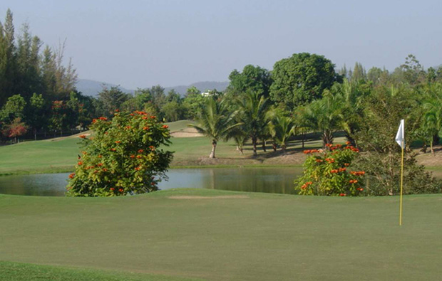 green, royal chiang mai golf resort, chiang mai, thailand