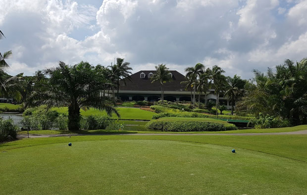 The Manila Southwoods Golf Country Club Clubhouse