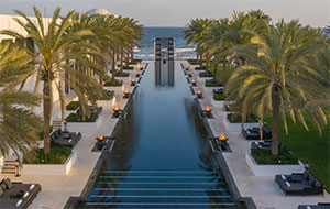The Chedi - 5 nights / 3 rounds